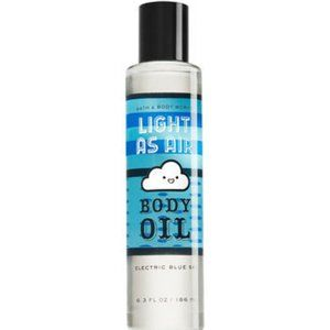 Bath & Body Works Light As Air Body Oil